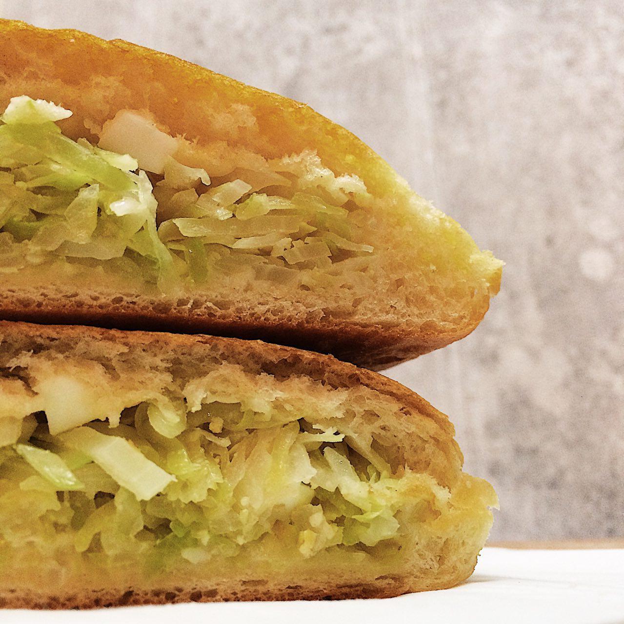 Капустный пирог, пошаговый рецепт с фото - Гастроном 852